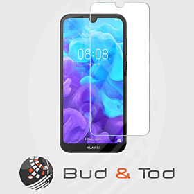 Huawei P30 Black Tempered Glass Screen Protector