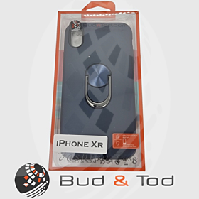iPhone XR Shockproof Hard Armour Case in Blue