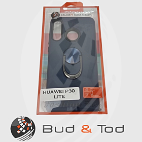 Huawei P30 Lite Shockproof Hard Armour Case in Blue