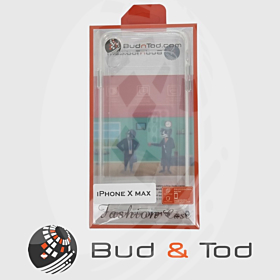 Clear Silicone Shockproof Case for iPhone X Max